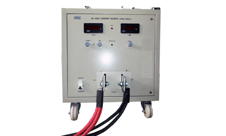AC High Current Source