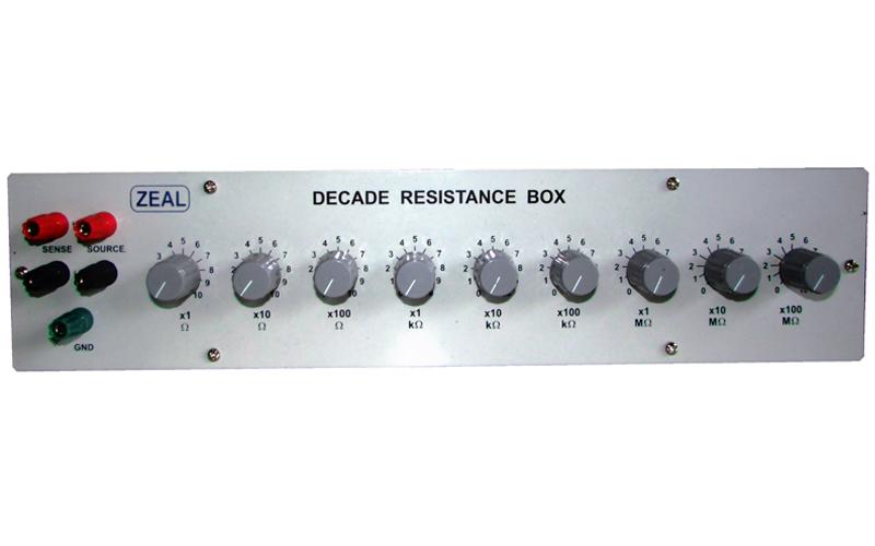 Decade Resistance Box Manufacturer Supplier Exporter