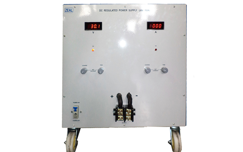 High Current DC Power Supply