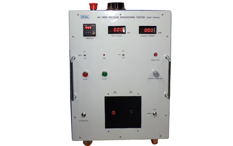 Ac Dc High Voltag Breakdown Tester High Voltage Testers