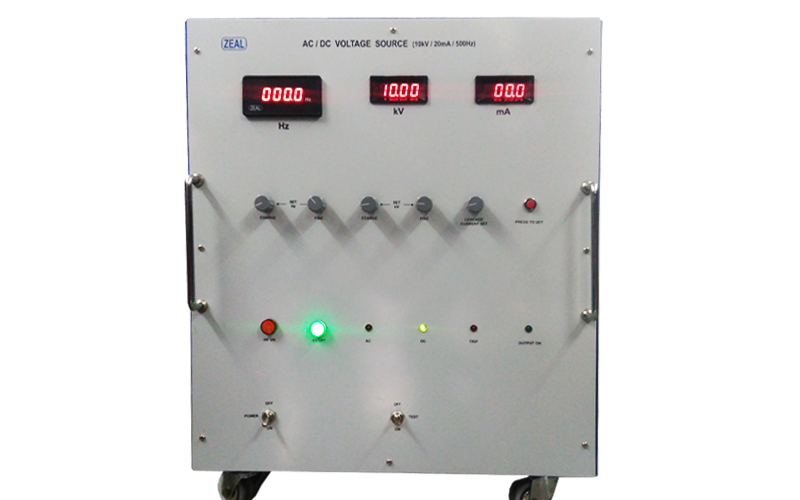 Ac Dc High Voltag Breakdown Tester Manufacturer Exporter